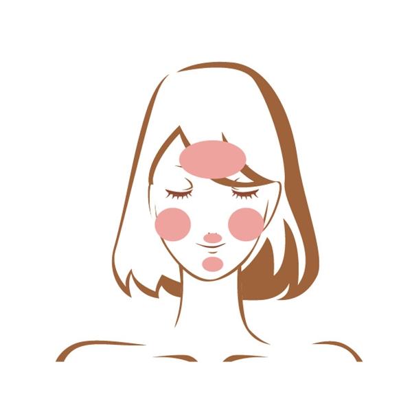 今のこの時期に顔がかゆくなるんだとしたら考えられる原因は・・・