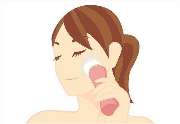 洗顔ブラシを使う前に覚えておきたいこと