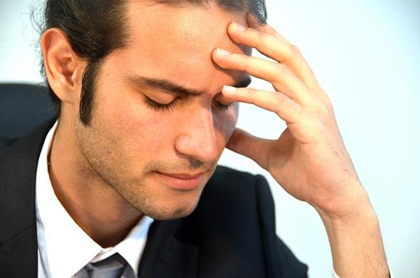薄毛が気になるメンズは要注意!頭皮の血行促進は逆効果
