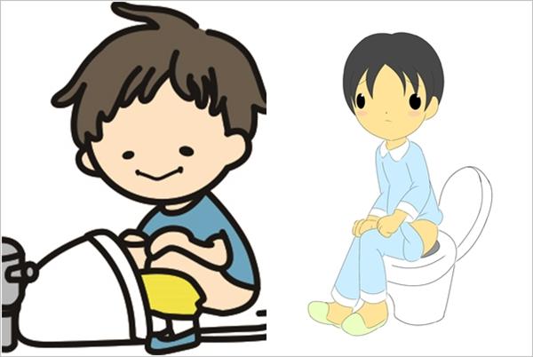 外出先では利用するトイレを選んで便秘対策