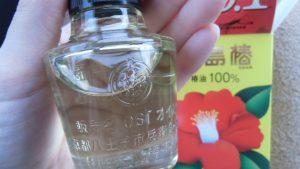 大島椿を使った肌にやさしいクレンジング方法